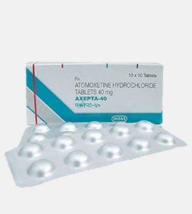 Atomoxetine (Generic)