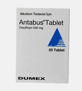 Antabuse (Disulfiram)